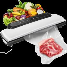 جهاز حفظ وتخزين الطعام بتقنية شفط الهواء داخل الأكياس